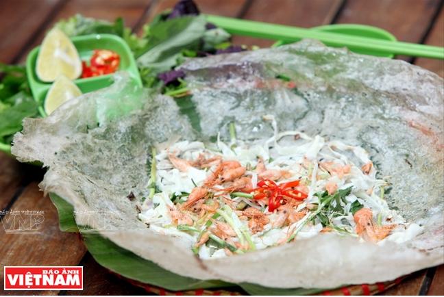越南美食:思念清化快饼